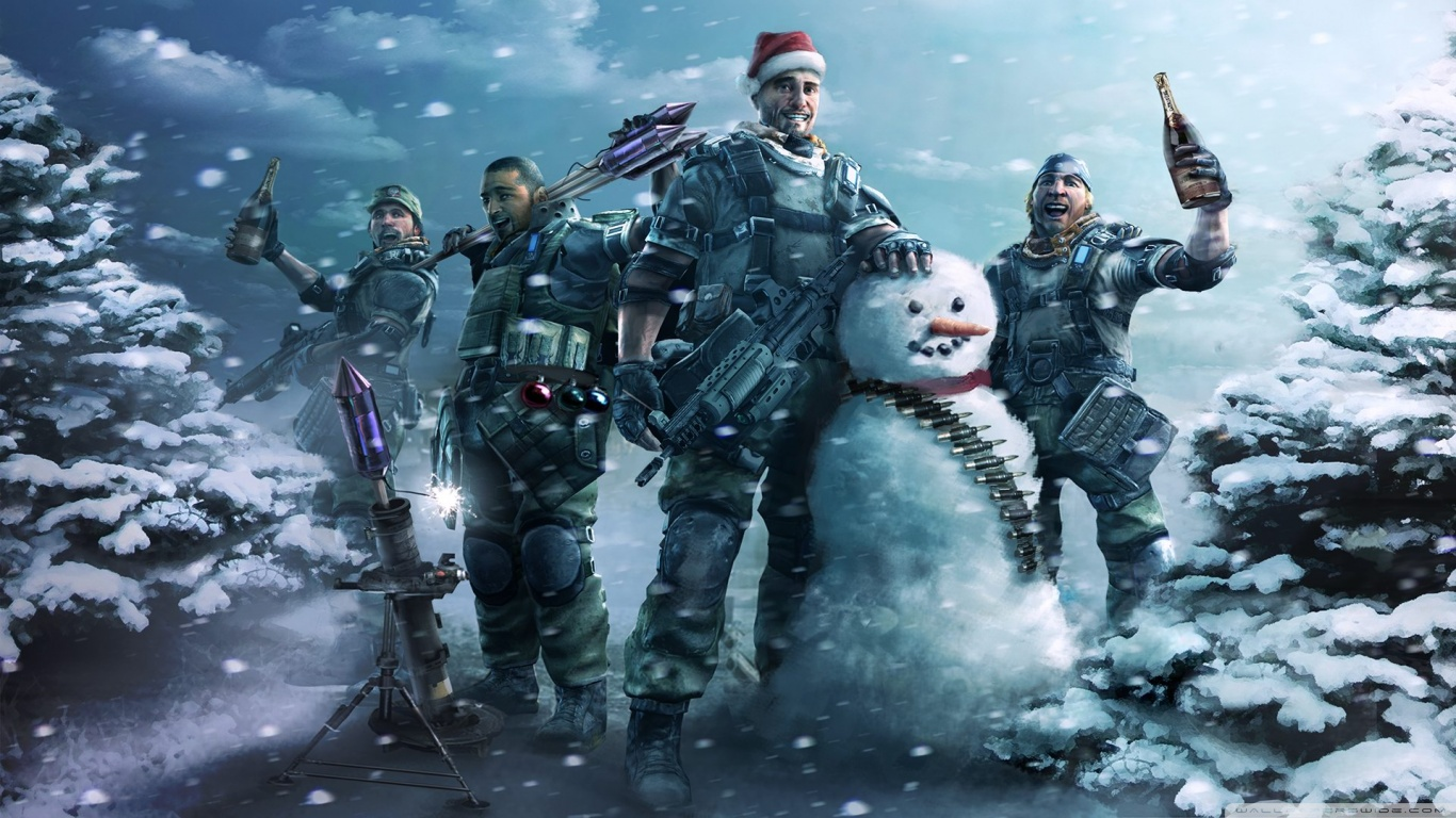 military_snowmen_christmas_desktop_1366x768_hd-wallpaper-888304