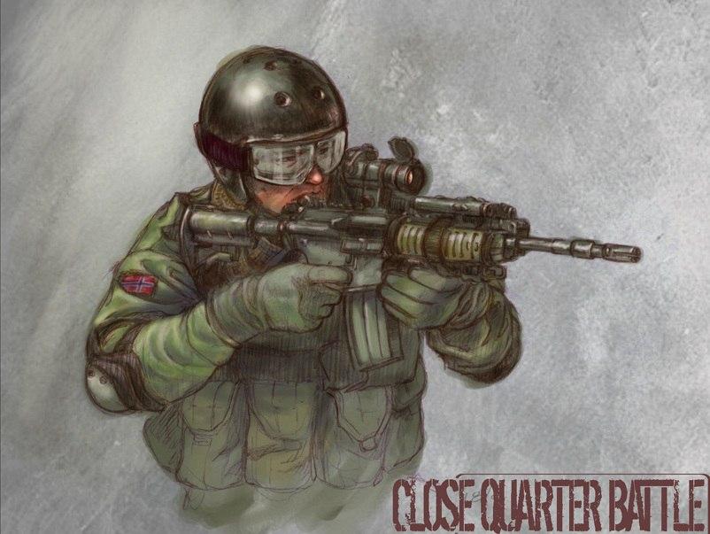 CQB коломна